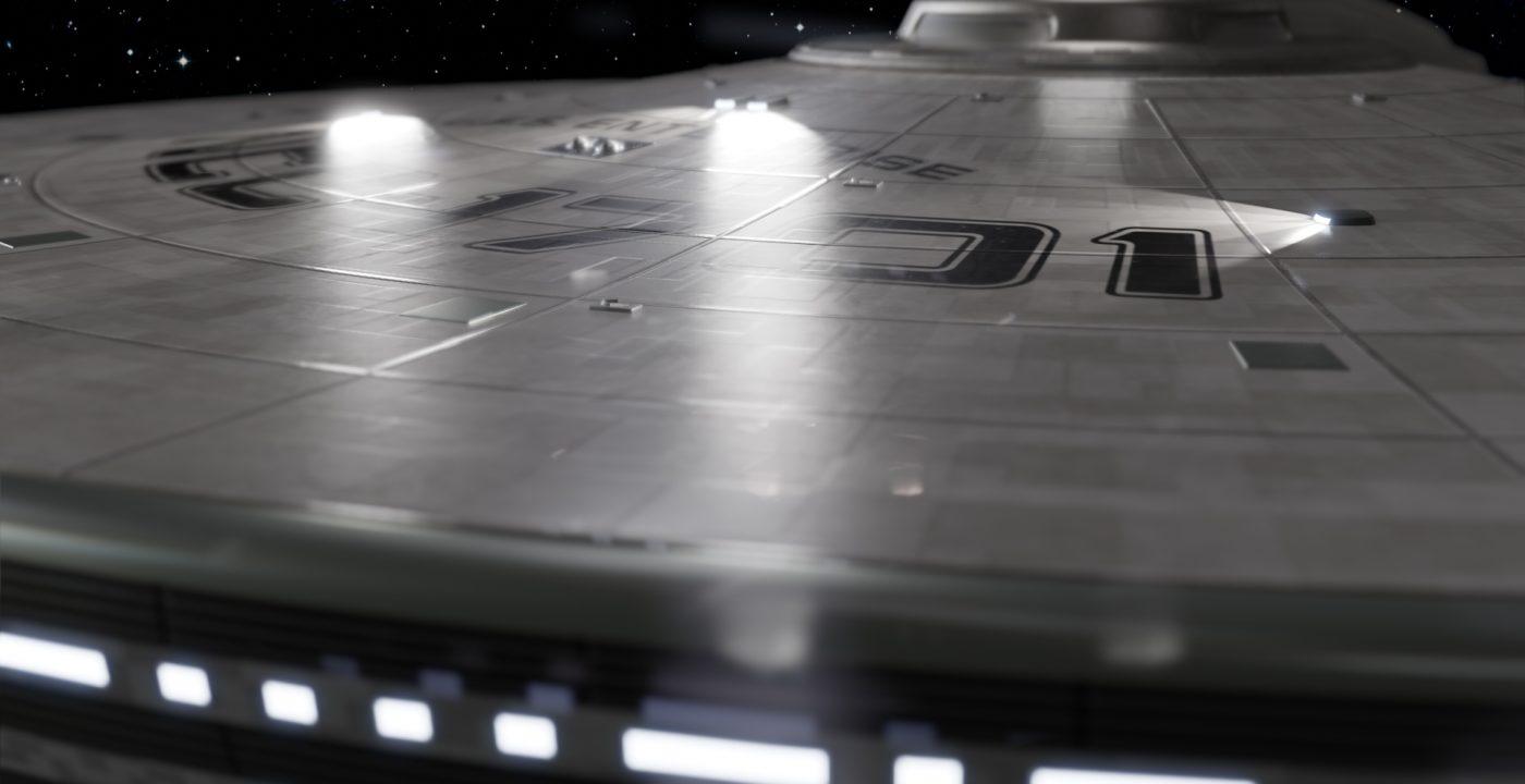 Casco del Enterprise