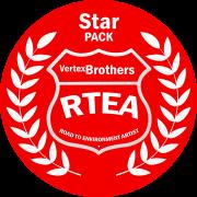 STRAR PACK (RED)
