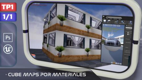 Cube Map por Materiales